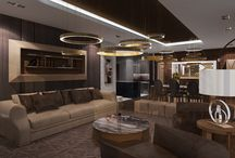 Smuharova Petra / Living room