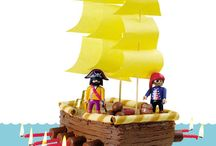 jake and the neverland pirates birthday / by Kelly Johnson