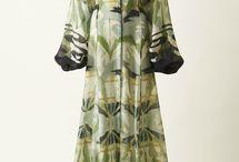 Environmental friendly fashion