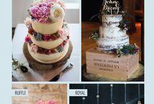Ślubne torty