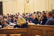 5e Rencontre Parlementaire EPV - 12 avril 2018 / L'Institut Supérieur des Métiers a organisé, en partenariat étroit avec M. Philippe Huppé, Député de l'Hérault, la 5e Rencontre Parlementaire des Entreprises du Patrimoine Vivant Label Entreprise du Patrimoine Vivant. Sous le Haut Patronage de M. Bruno Le Maire, Ministre de l'Économie et des Finances, cette manifestation s'est tenue jeudi 12 avril 2018. Accueillie dans la salle Colbert du Palais Bourbon, elle a réuni Députés, Sénateurs et dirigeants d'entreprises labellisées.