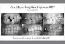 Corsi di tecnica MBT / Corso di Tecnica Straight Wire di ispirazione MBT novembre 2014/aprile2015