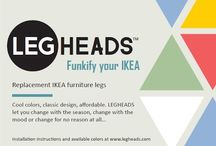Ikea Furniture Hacks - Kallax / Ikea Furniture Hacks - Kallax