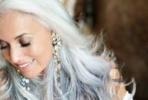Grey hair idea