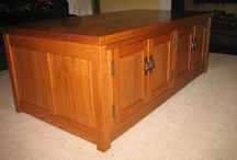 Stickley Style / A collection of my pieces that are made in the Stickley style. / by David Altshuler