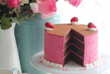 Layer cakes / Recetas e ideas para decorar layer cakes