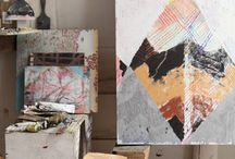 Studio Spaces / by Dagmar Dyck