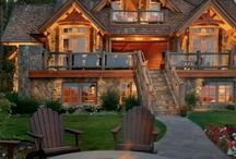 Dream Homes / If we could build any home we want...