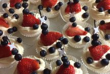 muffins pavelova
