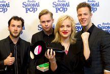 Haloo Helsinki! / Haloo Helsinki bändistä kuvia! :)