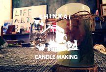 SHINKAI CANDLE MAKING