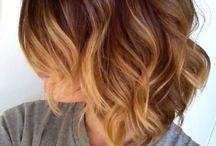 Balayage brunette / Hair color  / by Jackie Tibjash