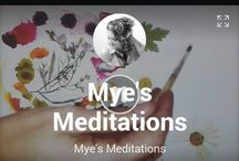 WordPress blog 4 Mye's Meditations