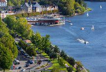 VILLE DE VICHY / Visitez la ville de Vichy (département de l'Allier 03) située au cœur de l'Auvergne. Ville sportive, ville thermale, ville nature.