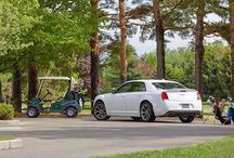 What's better: a 300-yard drive or a drive in a #300? #Chrysler #Chrysler300 #car #cars #carsofinstagram #drive #DriveProud #ride #golf #golfcourse - photo from chryslerautos