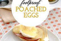 Eiers - Poached oond
