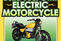 electric motorcycles diy