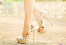 Shoes...need more? / Give a girl the right shoes, and she can conquer the world.  Marilyn Monroe
