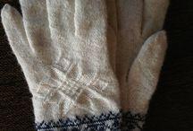 Rękawice/Gloves/Mittens