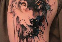 pasta tutu lobo