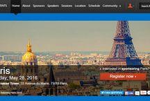 SharePoint Saturday Paris 2016 & Metalogix Roadshow Paris 2016 / Des images concernant les évènements qui vont s'enchainer à Paris les 26 27 et 28 mai 2016 ! #SharePoint #Office365