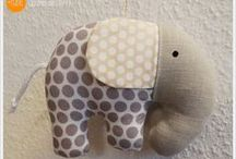 baby kuscheltier elefant pdf