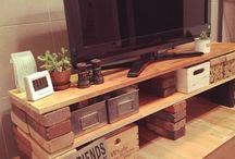 テレビボード 収納