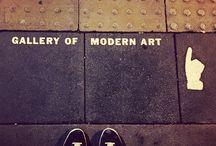 As gallery of modern art