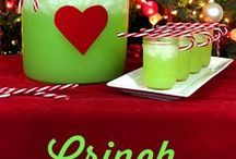 Christmas Party / Food, drink, and entertainment ideas for throwing a fabulous Christmas party