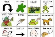 český jazyk pro předškoláky