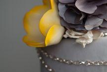 Wedding: Grey + Yellow / by Denise Woods