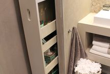 BATHROOMS / Storage