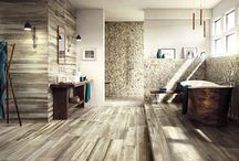 Immaculate Bathrooms / Wall and floor coverings for your bathroom.