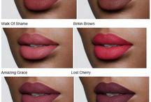 Make-up tips for dark skin women