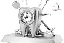 Miniature Desktop Clock Collectible Novelty Gifts