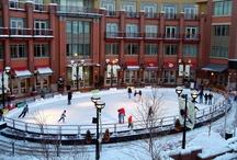 Winter in Boulder
