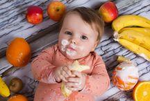 Baby led weaning / Vegan vegetarian egg free gluten free