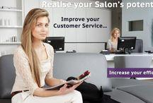 Salon Management & Bookings Software