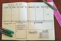 Planner/journal ideas