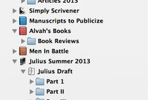 Writing: MUST Learn Scrivener / Valuable bits I have found along the interminable, challenging, and fruitful path to learning Scrivener.