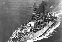 Other US ships / Battleships cruisers