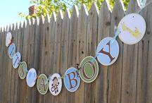 Baby Shower for Nichole / by Trisha Ulrich Magnus