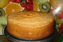 blat de tort cu nucă
