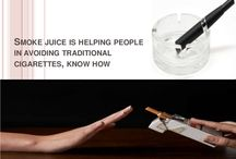 Smoke juice is helping people in avoiding traditional cigarettes, know how