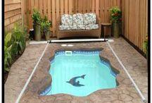 Small yard pool ideas