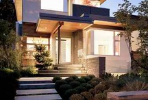 Architecture, houses, design