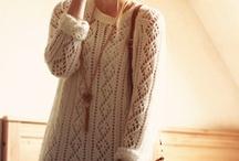 {sweater weather} / by Lauren Landwehr