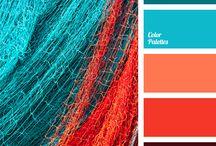 paletas de colores :)