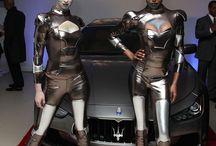 2014 Maserati Ghibli III- Manhattan -Events Planning car show models Promotional Models / 2014 Maserati Ghibli III- Manhattan showroom grand opening in New York City #Models #PromotionalModels #EventsPlanning #EventsIdeas car show models