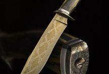 noże knive broń